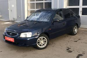 Авто Hyundai Accent, 2008 года выпуска, цена 235 000 руб., Казань