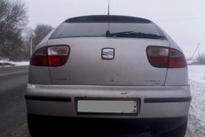 Автомобиль SEAT Leon, среднее состояние, 1999 года выпуска, цена 135 000 руб., Курск