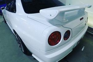 Автомобиль Nissan Skyline, отличное состояние, 1998 года выпуска, цена 1 350 000 руб., Балашиха