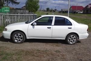 Автомобиль Nissan Pulsar, хорошее состояние, 1997 года выпуска, цена 125 000 руб., Калачинск