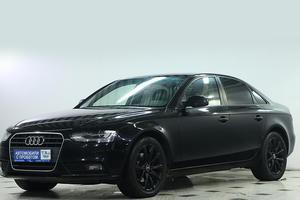Подержанный автомобиль Audi A4, отличное состояние, 2013 года выпуска, цена 850 000 руб., Москва