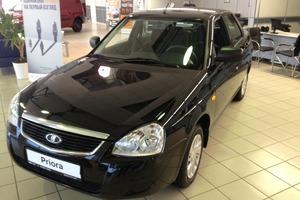 Авто ВАЗ (Lada) Priora, 2016 года выпуска, цена 474 000 руб., Санкт-Петербург