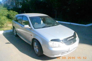 Автомобиль Honda Avancier, среднее состояние, 1999 года выпуска, цена 230 000 руб., Улан-Удэ