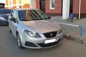 Автомобиль SEAT Ibiza, хорошее состояние, 2008 года выпуска, цена 310 000 руб., Екатеринбург
