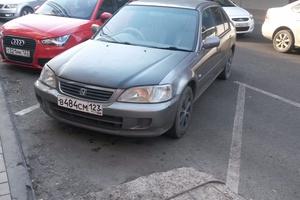 Автомобиль Honda City, отличное состояние, 2001 года выпуска, цена 145 000 руб., Краснодар