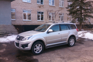 Автомобиль Great Wall H3, отличное состояние, 2013 года выпуска, цена 650 000 руб., Дубна