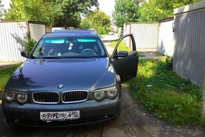 Подержанный автомобиль BMW 7 серия, хорошее состояние, 2001 года выпуска, цена 440 000 руб., Балашиха