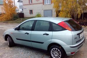 Подержанный автомобиль Ford Focus, отличное состояние, 2004 года выпуска, цена 225 000 руб., Челябинск