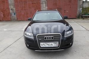 Подержанный автомобиль Audi A6, отличное состояние, 2008 года выпуска, цена 870 000 руб., Сергиев Посад