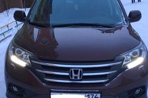 Автомобиль Honda CR-V, отличное состояние, 2013 года выпуска, цена 1 350 000 руб., Челябинск