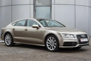 Подержанный автомобиль Audi A7, отличное состояние, 2014 года выпуска, цена 1 998 000 руб., Москва