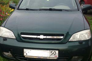 Подержанный автомобиль Chevrolet Viva, хорошее состояние, 2005 года выпуска, цена 170 000 руб., Клин