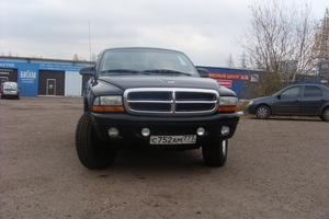 Автомобиль Dodge Durango, хорошее состояние, 1998 года выпуска, цена 350 000 руб., Ярославль