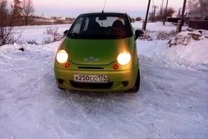 Подержанный автомобиль Daewoo Matiz, отличное состояние, 2013 года выпуска, цена 210 000 руб., Челябинск