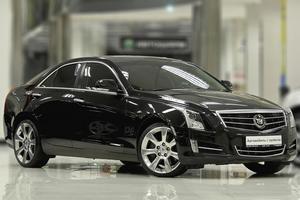 Авто Cadillac ATS, 2014 года выпуска, цена 1 598 000 руб., Москва