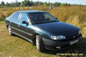 Автомобиль Renault Safrane, хорошее состояние, 1996 года выпуска, цена 135 000 руб., Приволжск