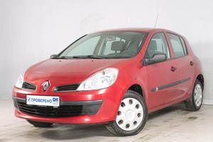 Авто Renault Clio, 2008 года выпуска, цена 275 000 руб., Санкт-Петербург