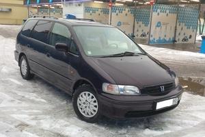 Автомобиль Honda Shuttle, хорошее состояние, 1998 года выпуска, цена 250 000 руб., Псков