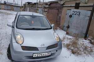 Автомобиль Nissan March, хорошее состояние, 2002 года выпуска, цена 180 000 руб., Астрахань