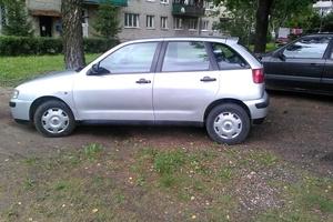 Автомобиль SEAT Ibiza, хорошее состояние, 1999 года выпуска, цена 129 000 руб., Калининград