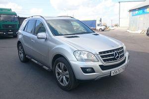 Подержанный автомобиль Mercedes-Benz M-Класс, отличное состояние, 2009 года выпуска, цена 1 150 000 руб., Казань