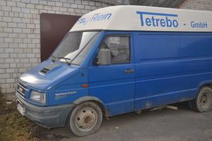 Автомобиль IVECO Daily, среднее состояние, 1997 года выпуска, цена 185 000 руб., Ливны