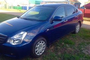 Подержанный автомобиль Nissan Almera, отличное состояние, 2014 года выпуска, цена 480 000 руб., Азнакаево