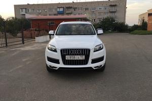 Подержанный автомобиль Audi Q7, отличное состояние, 2009 года выпуска, цена 1 500 000 руб., Кропоткин