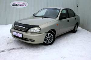 Авто Chevrolet Lanos, 2007 года выпуска, цена 129 888 руб., Санкт-Петербург