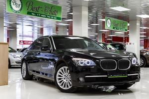 Авто BMW 7 серия, 2011 года выпуска, цена 1 499 000 руб., Москва