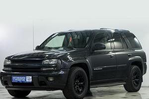 Авто Chevrolet TrailBlazer, 2006 года выпуска, цена 433 000 руб., Москва