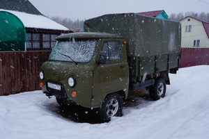 Автомобиль УАЗ 3303, отличное состояние, 2000 года выпуска, цена 230 000 руб., Шатура