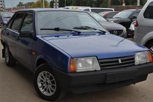 Авто ВАЗ (Lada) 2109, 2004 года выпуска, цена 119 888 руб., Москва