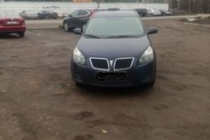 Автомобиль Pontiac Vibe, хорошее состояние, 2009 года выпуска, цена 510 000 руб., Санкт-Петербург