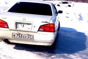 Автомобиль Nissan Laurel, среднее состояние, 1997 года выпуска, цена 140 000 руб., Хабаровский край