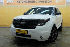 Авто Ford Explorer, 2013 года выпуска, цена 1 110 000 руб., Москва