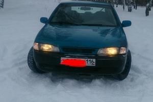 Автомобиль Kia Sephia, хорошее состояние, 1997 года выпуска, цена 80 000 руб., Казань