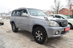 Авто Hyundai Terracan, 2001 года выпуска, цена 399 000 руб., Воронеж