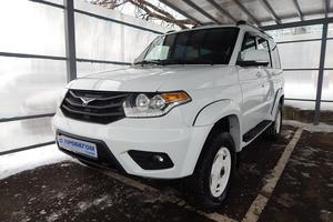 Авто УАЗ Patriot, 2015 года выпуска, цена 617 600 руб., Москва