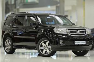 Авто Honda Pilot, 2013 года выпуска, цена 1 448 000 руб., Москва