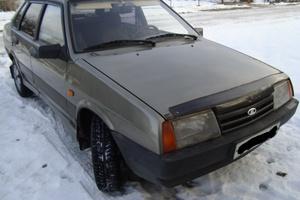Автомобиль ВАЗ (Lada) 2109, хорошее состояние, 2001 года выпуска, цена 55 000 руб., Рославль
