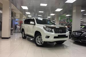 Авто Toyota Land Cruiser Prado, 2009 года выпуска, цена 1 599 000 руб., Москва
