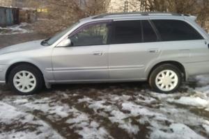 Автомобиль Mazda Capella, хорошее состояние, 1998 года выпуска, цена 150 000 руб., Новый Оскол