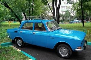 Автомобиль Москвич 2140, хорошее состояние, 1981 года выпуска, цена 130 000 руб., Москва