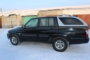 Автомобиль SsangYong Musso, хорошее состояние, 2005 года выпуска, цена 310 000 руб., Серов
