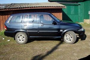 Автомобиль SsangYong Musso, хорошее состояние, 2009 года выпуска, цена 370 000 руб., Казань