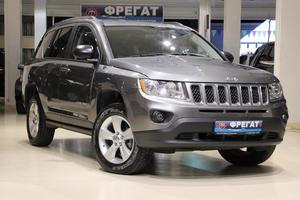 Авто Jeep Compass, 2014 года выпуска, цена 920 000 руб., Москва