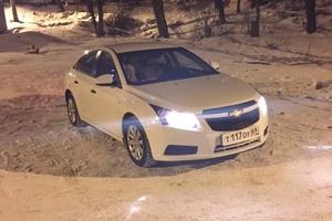 Автомобиль Chevrolet Cruze, хорошее состояние, 2012 года выпуска, цена 550 000 руб., Смоленск