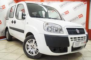 Авто Fiat Doblo, 2011 года выпуска, цена 379 000 руб., Казань
