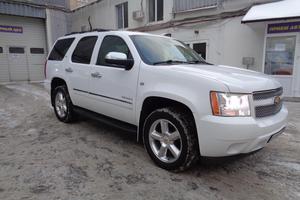 Авто Chevrolet Tahoe, 2013 года выпуска, цена 1 585 000 руб., Москва